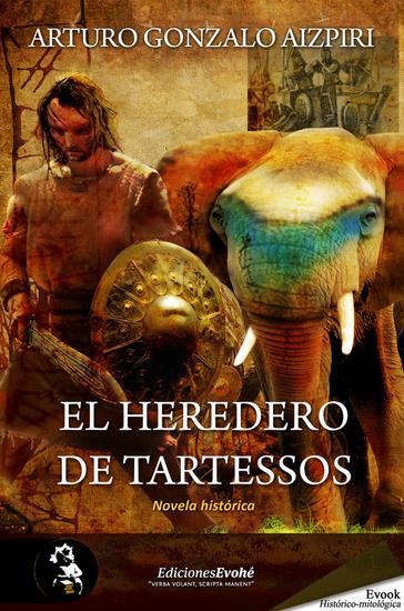 El heredero de Tartessos - cover