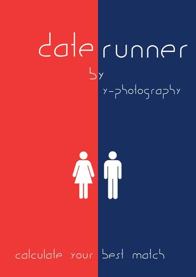 Date Runner: Calculate your best match - cover