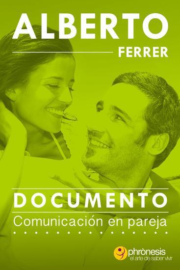 Comunicación en pareja - cover