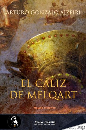 El cáliz de Melqart - cover