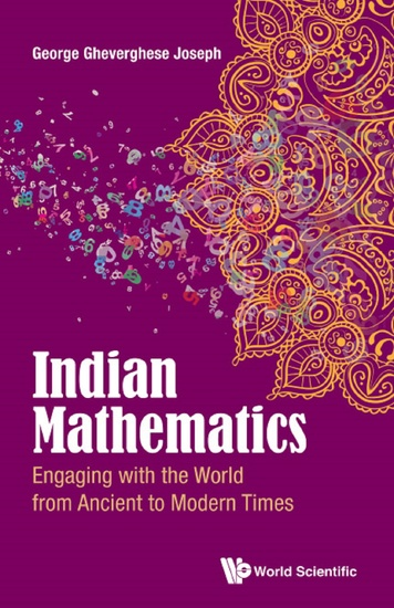 Indian Mathematics - Engaging with the World from Ancient to Modern Times - cover