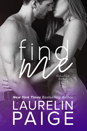 Find Me (Found Duet - Book 2) - cover