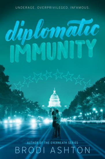 Diplomatic Immunity - cover