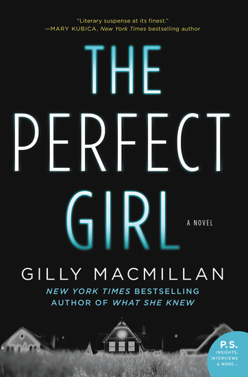 The Perfect Girl - A Novel - cover