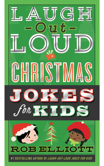 Laugh-Out-Loud Christmas Jokes for Kids - cover