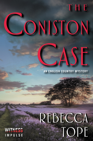 The Coniston Case - An English Country Mystery - cover