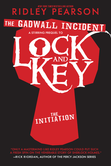 Lock and Key: The Gadwall Incident - cover