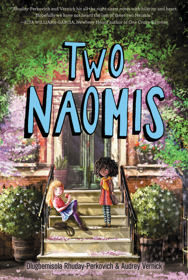 Two Naomis - cover