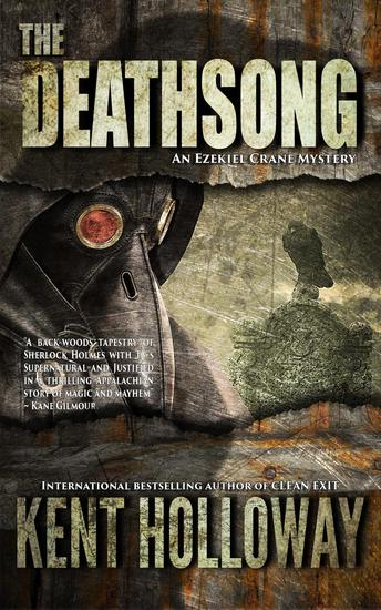 The Deathsong - The Ezekiel Crane Mysteries #2 - cover