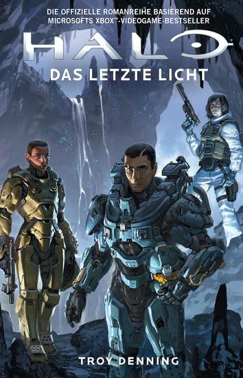Halo: Das letzte Licht - Roman zum Game - cover
