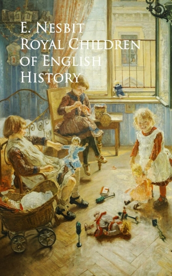 Royal Children of English History - cover
