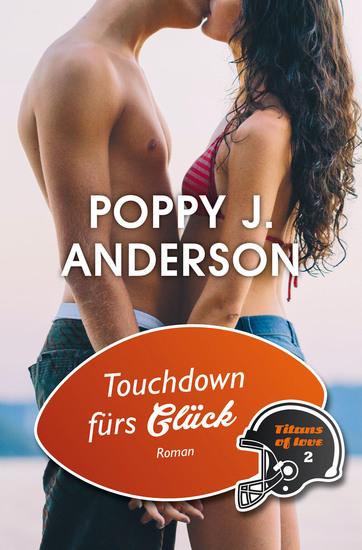 Touchdown fürs Glück - cover