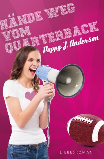 Hände weg vom Quarterback - cover