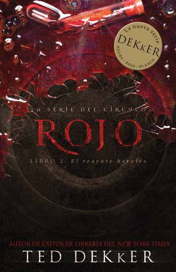 Rojo - cover