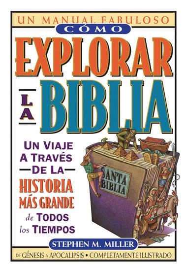 Cómo explorar la Biblia - cover