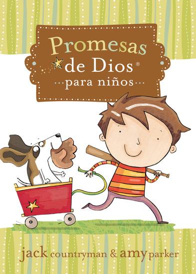 Promesas de Dios para niños - cover