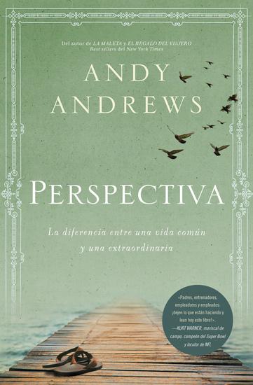 Perspectiva - La diferencia entre una vida común y una extraordinaria - cover
