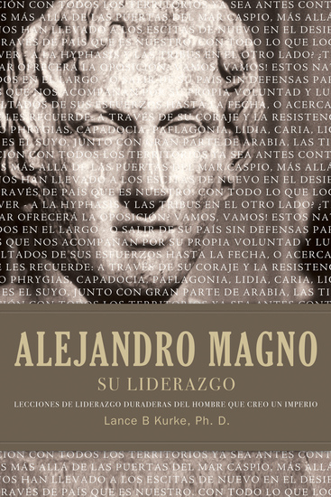 Alejandro magno su liderazgo - cover
