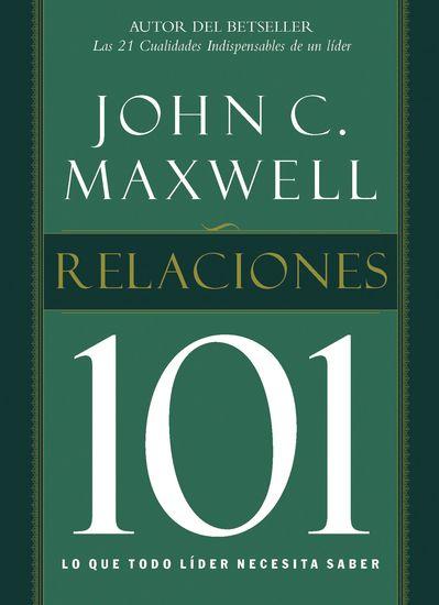 Relaciones 101 - cover