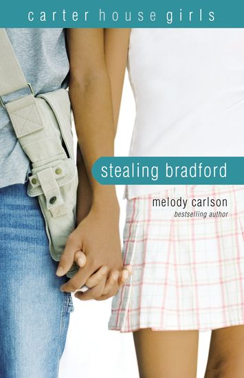 Stealing Bradford - cover