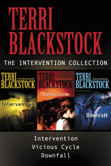The Intervention Collection - Intervention Vicious Cycle Downfall - cover