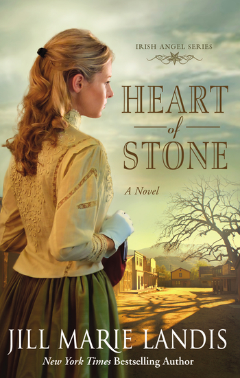 Heart of Stone - A Novel - cover