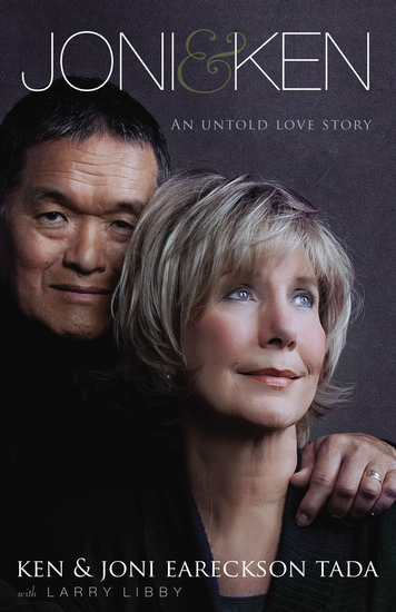 Joni and Ken - An Untold Love Story - cover