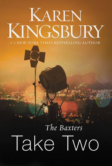 The Baxters Take Two - cover