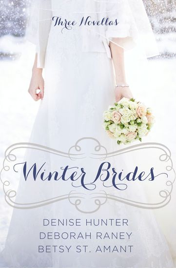 Winter Brides - A Year of Weddings Novella Collection - cover