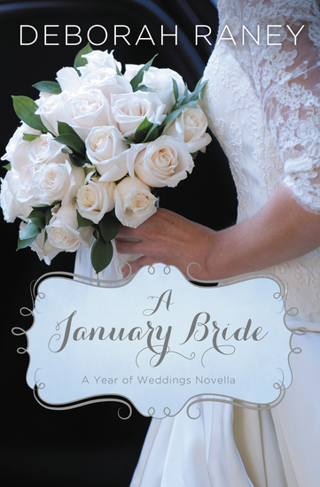 A January Bride - cover