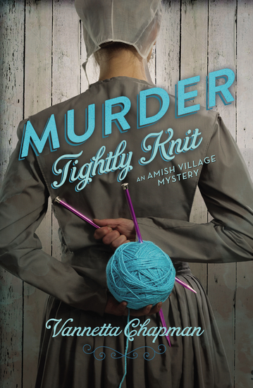 Murder Tightly Knit - cover
