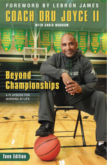 Beyond Championships Teen Edition - A Playbook for Winning at Life - cover