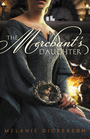 The Merchant's Daughter - cover