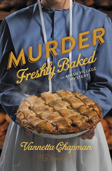 Murder Freshly Baked - cover