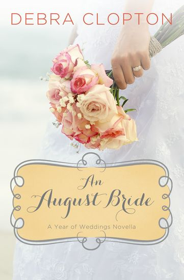 An August Bride - cover