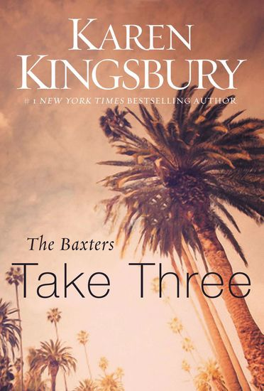 The Baxters Take Three - cover