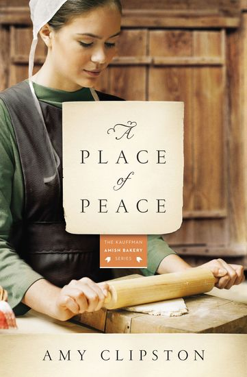 A Place of Peace - A Novel - cover
