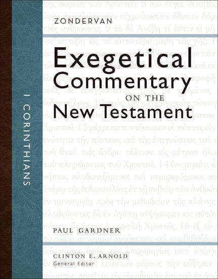 1 Corinthians - cover