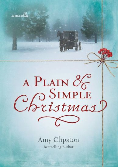 A Plain and Simple Christmas - cover