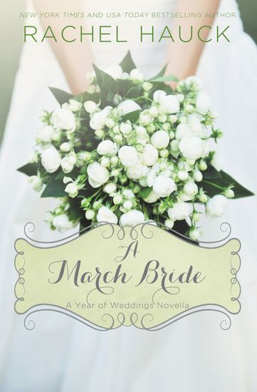 A March Bride - cover