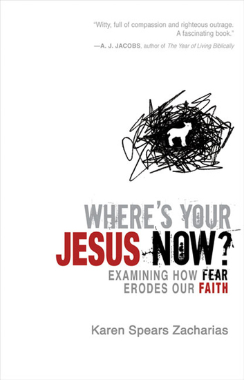 Where's Your Jesus Now? - cover