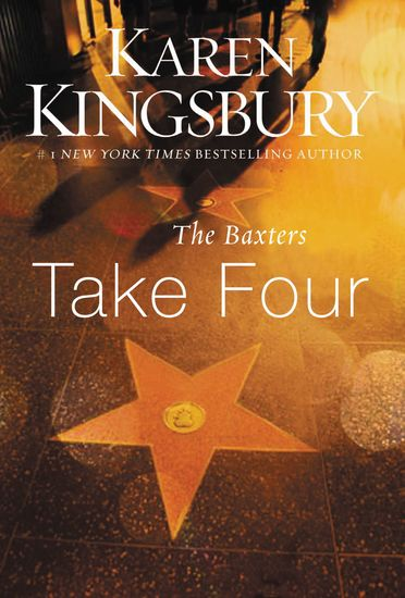 The Baxters Take Four - cover