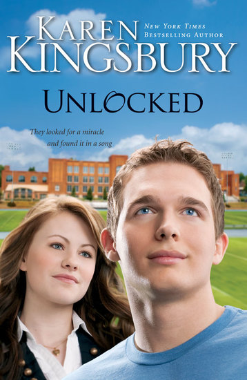 Unlocked - A Love Story - cover