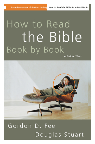 How to Read the Bible Book by Book - A Guided Tour - cover