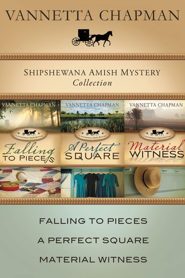 The Shipshewana Amish Mystery Collection - cover