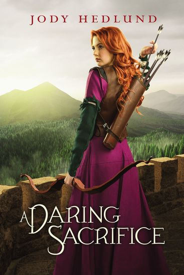 A Daring Sacrifice - cover