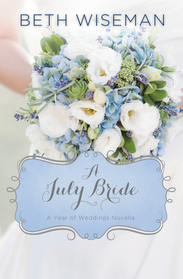 A July Bride - cover