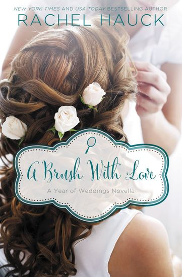 A Brush with Love - A January Wedding Story - cover