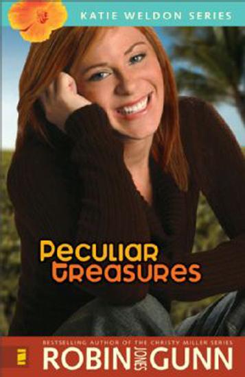 Peculiar Treasures - cover