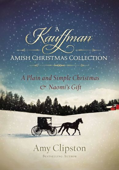 A Kauffman Amish Christmas Collection - cover